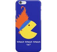 Wakka Wakka Wakka ya? 2.0 iPhone Case/Skin