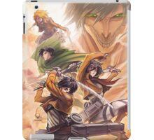 Titans!! iPad Case/Skin