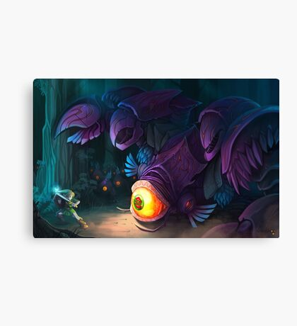 Queen Gohma  Canvas Print