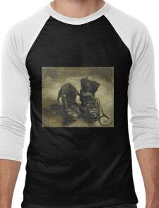 Vincent Van Gogh - Shoes - Van Gogh - Shoes  Men's Baseball ¾ T-Shirt