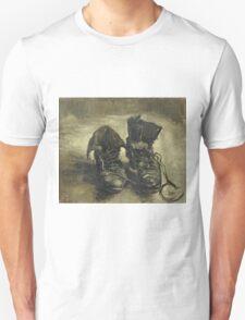 Vincent Van Gogh - Shoes - Van Gogh - Shoes  Unisex T-Shirt