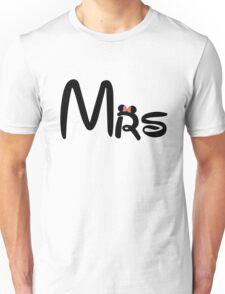 Honeymoon Mr and Mrs T-shirts Unisex T-Shirt