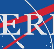 NASA Nerd Sticker
