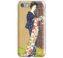 kimono iPhone Case/Skin