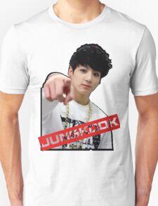Jungkook choose YOU Unisex T-Shirt