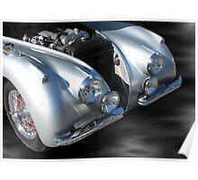 British Classic Autos #10 Poster