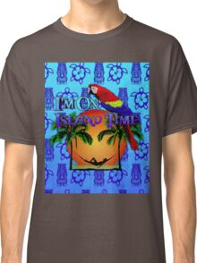 Island Time Tiki Classic T-Shirt