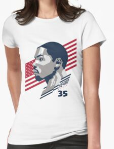 Kevin Durant Womens Fitted T-Shirt