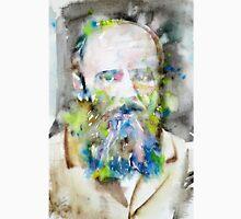 FYODOR DOSTOYEVSKY - watercolor portrait.6 Unisex T-Shirt