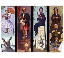 All haunted mansion Poster