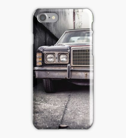 60s American car iPhone Case/Skin