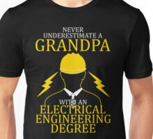 Electrical Engineering Grandpa Unisex T-Shirt