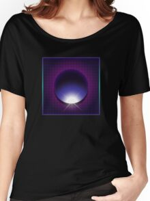 vhs cover sci-fi Women's Relaxed Fit T-Shirt