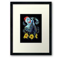 Vincent van Rocks Framed Print