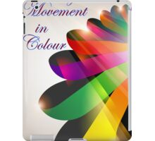 Ribbon Colour iPad Case/Skin