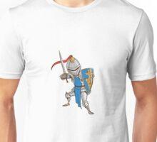 Knight Cartoon Unisex T-Shirt