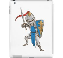 Knight Cartoon iPad Case/Skin