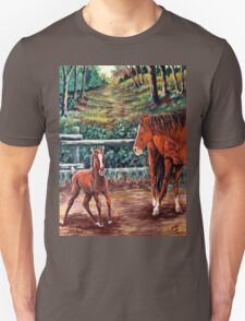 """Spring #3, Rebirth """"Dancing With Mamma"""" T-Shirt"""
