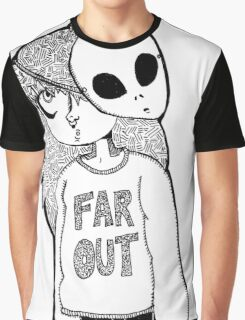 Far Out Graphic T-Shirt