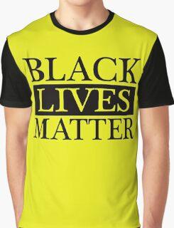 Black Lives Matter Graphic T-Shirt