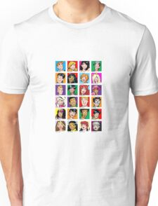 Archie Comics Yearbook  Unisex T-Shirt