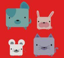 animals /Agat/ Kids Tee