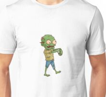 Zombie Cartoon Unisex T-Shirt
