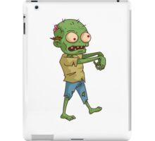 Zombie Cartoon iPad Case/Skin