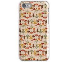 Mushin' Around iPhone Case/Skin
