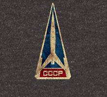 CCCP Rocket Insignia Unisex T-Shirt