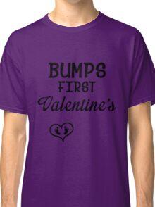 Bump's First Valentine 2 Classic T-Shirt