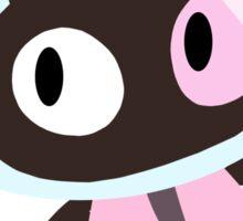 Cookie Cat Chibi Sticker