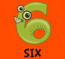 Number Six Kids Tee