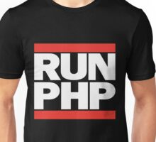 RUN PHP Unisex T-Shirt