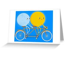 Tandem Greeting Card