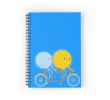 Tandem Spiral Notebook