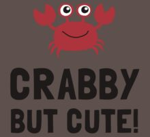 Crabby But Cute One Piece - Short Sleeve
