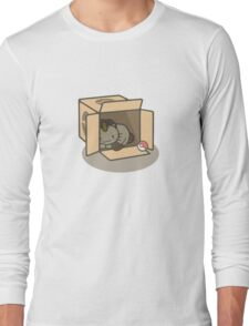 Meowth's New Home Long Sleeve T-Shirt