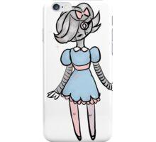 cute robot  iPhone Case/Skin