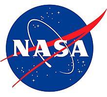 Nasa Logo Photographic Print
