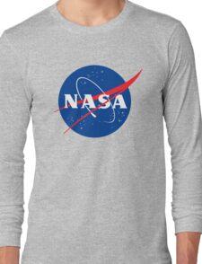 Nasa Logo Long Sleeve T-Shirt