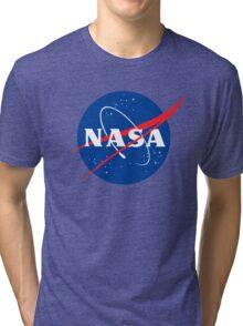 Nasa Logo Tri-blend T-Shirt