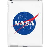 Nasa Logo iPad Case/Skin