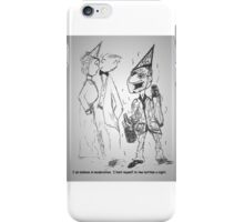 I do believe in moderation. I limit myself to 2 bottles a night iPhone Case/Skin