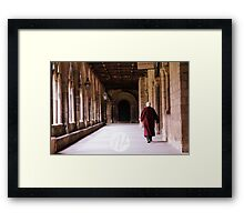 The Cathedral Framed Print