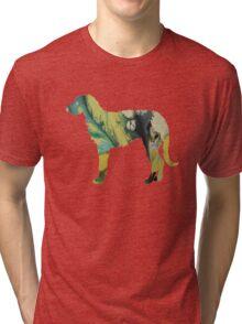 Deerhound Tri-blend T-Shirt