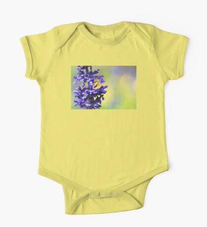 Floral Art - Spring Fever - Sharon Cummings One Piece - Short Sleeve