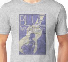 blue valentine minimalist poster Unisex T-Shirt