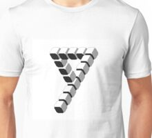 The number seven Unisex T-Shirt