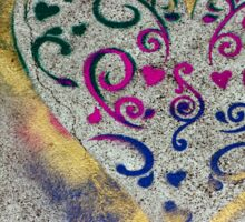 Street h'Art Sticker